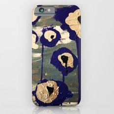 Bleeding Lilies iPhone 6s Slim Case