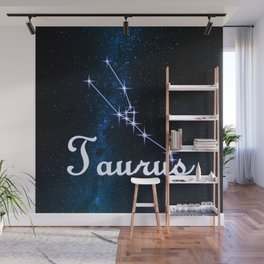 Taurus Wall Mural