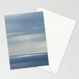 barcelona's sea Stationery Cards