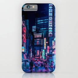 Daydreaming of Tokyo iPhone Case