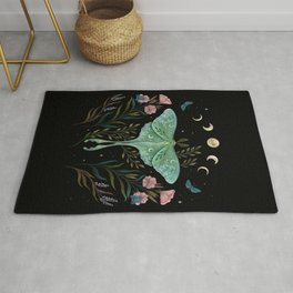 Luna and Forester Rug