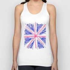 UK Unisex Tank Top