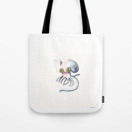 Squid Boo Tote Bag