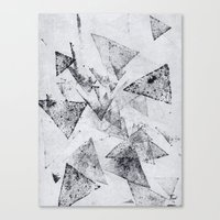 earth Canvas Prints featuring Earth by sinonelineman