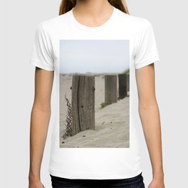 Old Fence Poles T-shirt