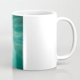 Aquatic Mosaic Coffee Mug