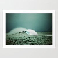 indonesia Art Prints featuring Empty, Indonesia by Maggie Marsek Photography
