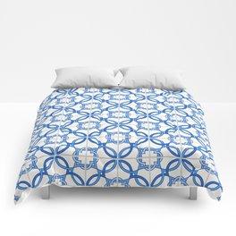 Travel to Lisbon Comforters