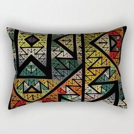 In Etno Style Rectangular Pillow