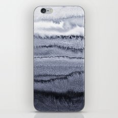 WITHIN THE TIDES - VELVET GREY iPhone & iPod Skin