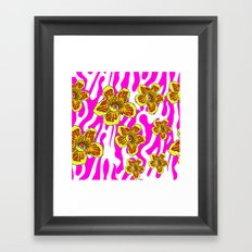 girly Framed Art Print