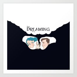 The Dreaming Art Print