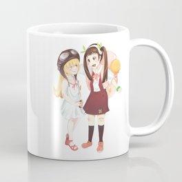 Hachikuji and Shinobu Coffee Mug
