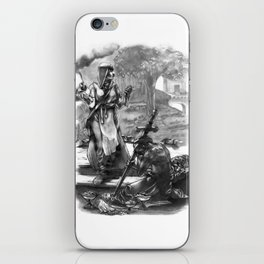 Call to Arms iPhone Skin