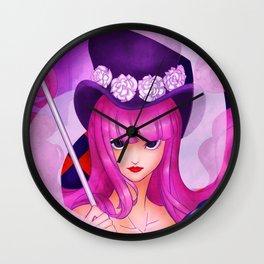 The Ghost Princess Wall Clock