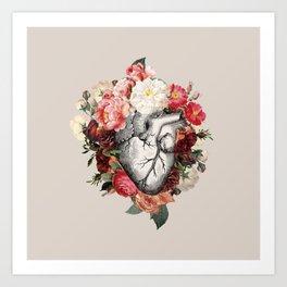 Live, Love, Die Art Print