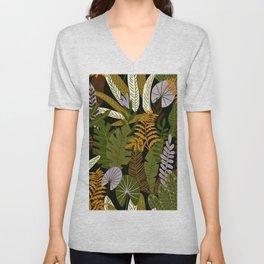 Rain Forest Unisex V-Neck