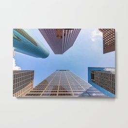 In a world of giants Metal Print