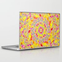 psychedelic Laptop & iPad Skins featuring Psychedelic by Sandra Arduini