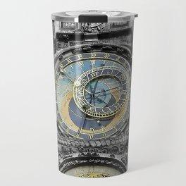 Astronomical Clock Travel Mug