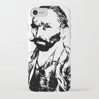 van gogh iPhone & iPod Cases featuring Van Gogh by ISHTAR