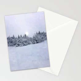 Tree Line Stationery Cards