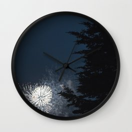Kaboom! Wall Clock
