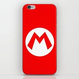 Nintendo Mario iPhone Skin