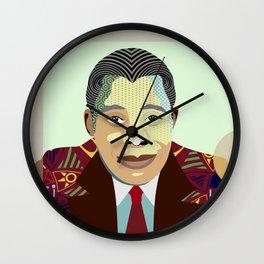 James Baldwin Wall Clock