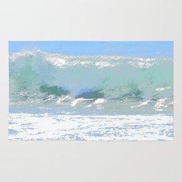 Pastel Wave Rug