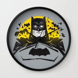 Gotham Knight Wall Clock