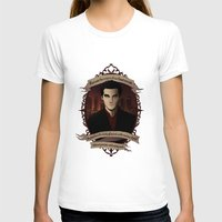 buffy the vampire slayer T-shirts featuring Angel - Angel/Buffy the Vampire Slayer by muin+staers