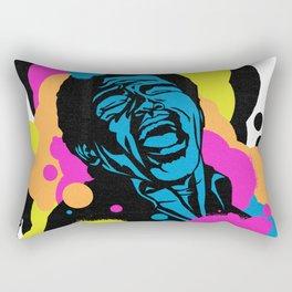 Soul Activism :: James Brown Rectangular Pillow