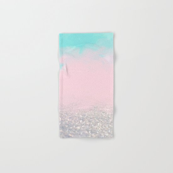 All That Shimmers.. Society6 #decor #buyart Hand & Bath Towel