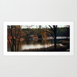 State Park. Art Print