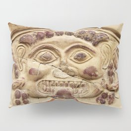 Greek Medusa Pillow Sham
