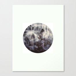 Spinal Fusion Canvas Print