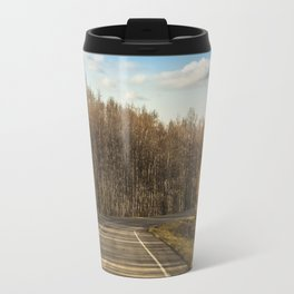 Road To The Top Of The World Travel Mug