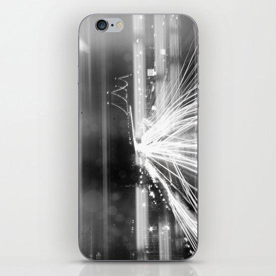 The Night Vibes Electric iPhone & iPod Skin