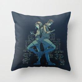 Rendez-vous Throw Pillow