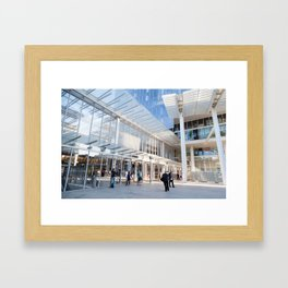 London Bridge Framed Art Print