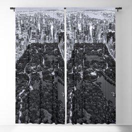 Central Park New York Blackout Curtain