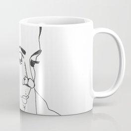KING LYNN GUNN / PVRIS Coffee Mug