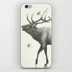 elk iPhone Skin
