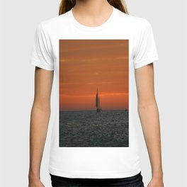 Sunset Sailing T-shirt