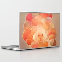 loish Laptop & iPad Skins featuring Glow by loish
