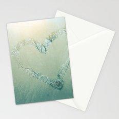 Winter Romance Stationery Cards