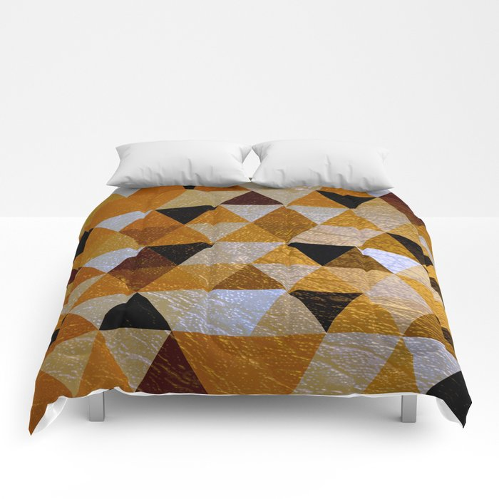 Abstract #352 Comforters