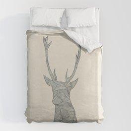 Deer. Duvet Cover