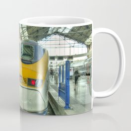 Marseille Trains of Grande Vitesse Coffee Mug